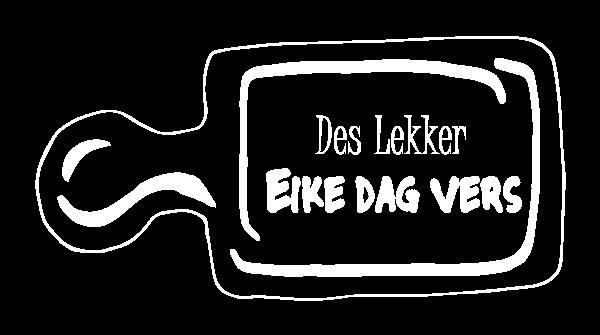 Des Lekker - Foodtrailer logo